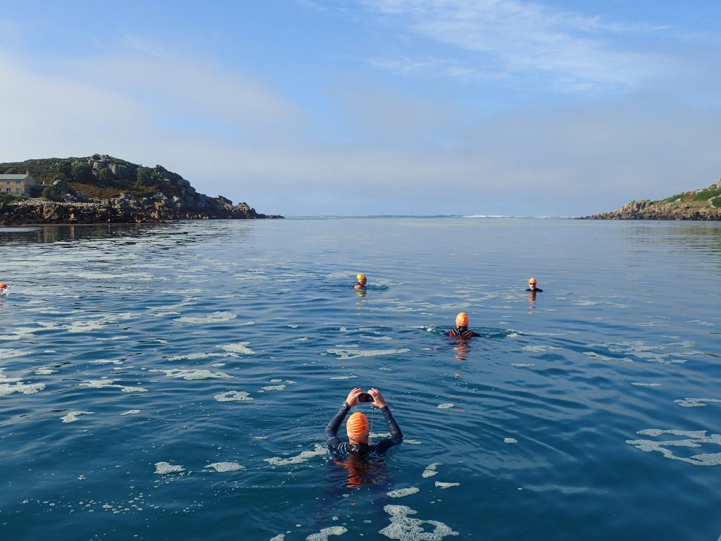 SwimQuest Scilly Swimming Holiday 4