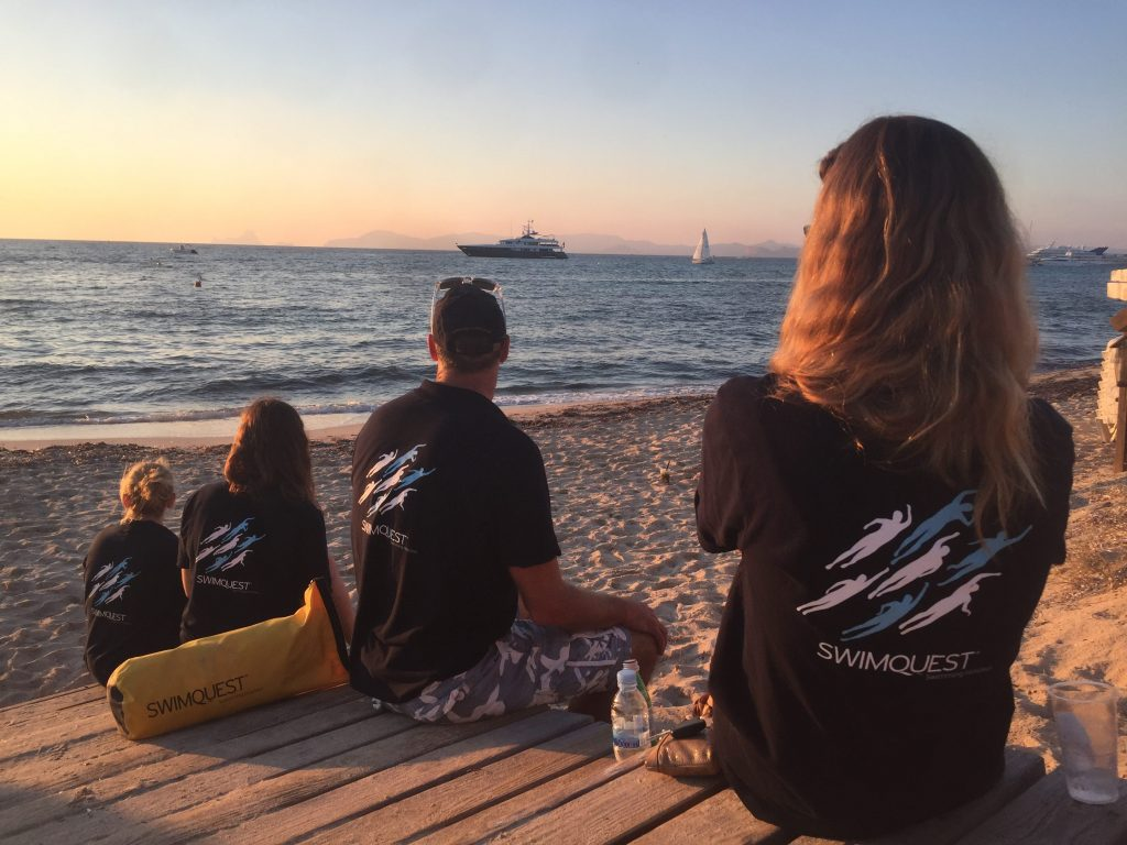 SwimQuest Guides in Formentera