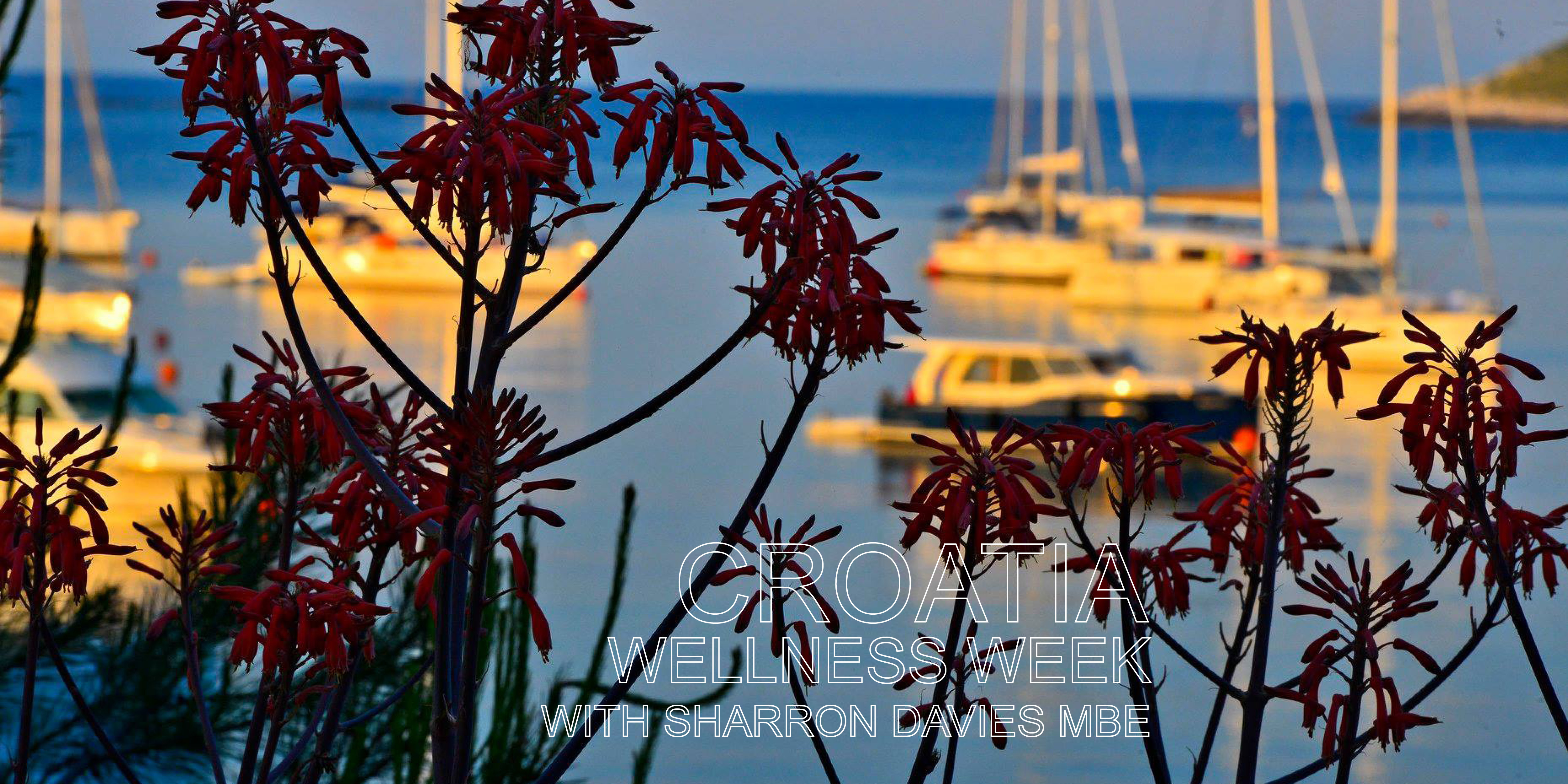 Sharron Davies SwimQuest Croatia