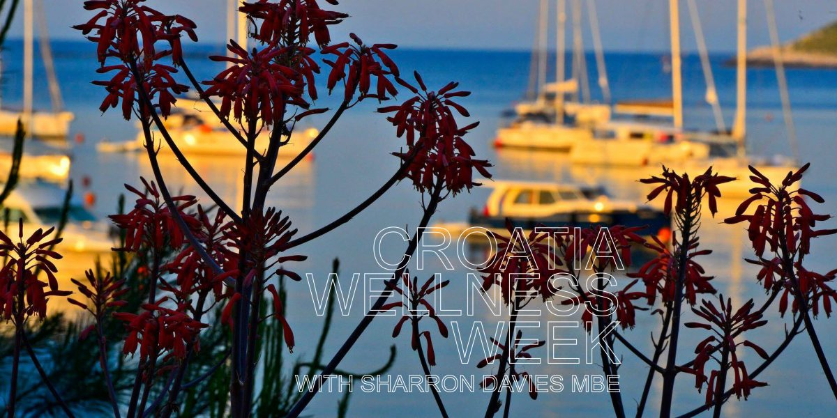 SwimQuest Croatia with Sharron Davies