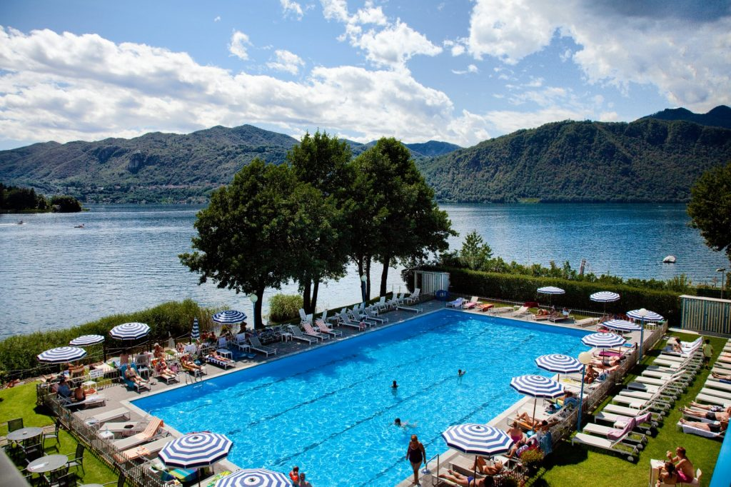Hotel L'Approdo SwimQuest Lago D'Orta