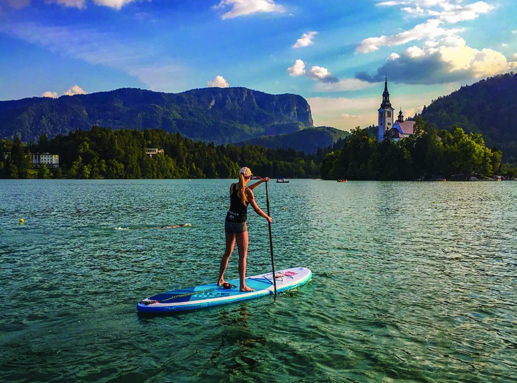 SwimQuest Slovenia St Julian Alps