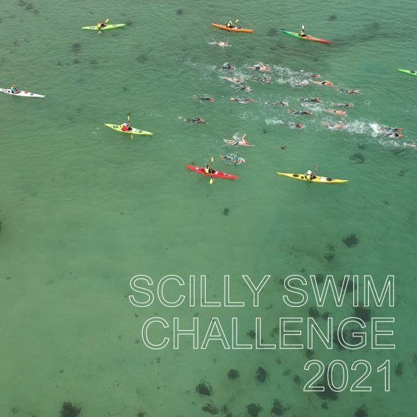 Scilly Swim Challenge 2021