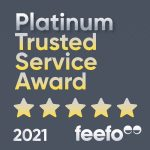 Feefo badge
